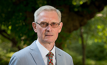Photo Prof. Dr. Uwe Backes