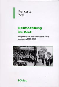 Buchcover Entmachtung im Amt