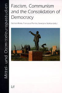 Buchcover Fascism, Communism and the Consolidation of Democracy