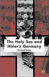 Buchcover The Holy See and Hitler's Germany