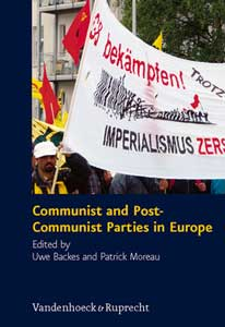Buchcover Communist and Post-Communist Parties in Europe
