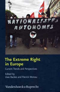Buchcover The Extreme Right in Europe