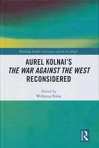 Buchcover Aurel Kolnai's The War Against the West